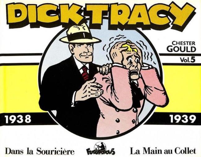 Couverture de Dick Tracy -5INT- Vol.5 - 1938/1939