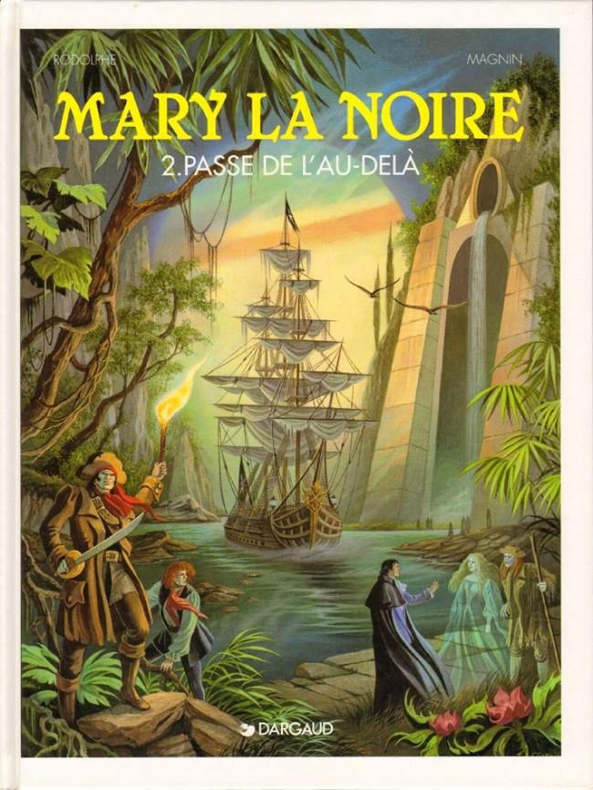 Couverture de Mary la Noire -2- Passe de l'au-delà