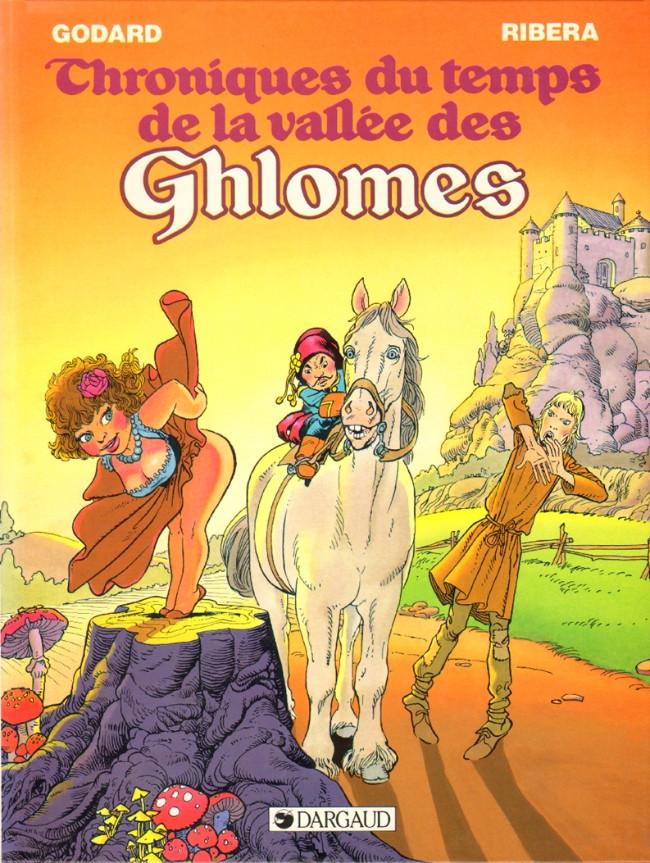 Couverture de Chroniques du temps de la vallée des Ghlomes - Tome 1