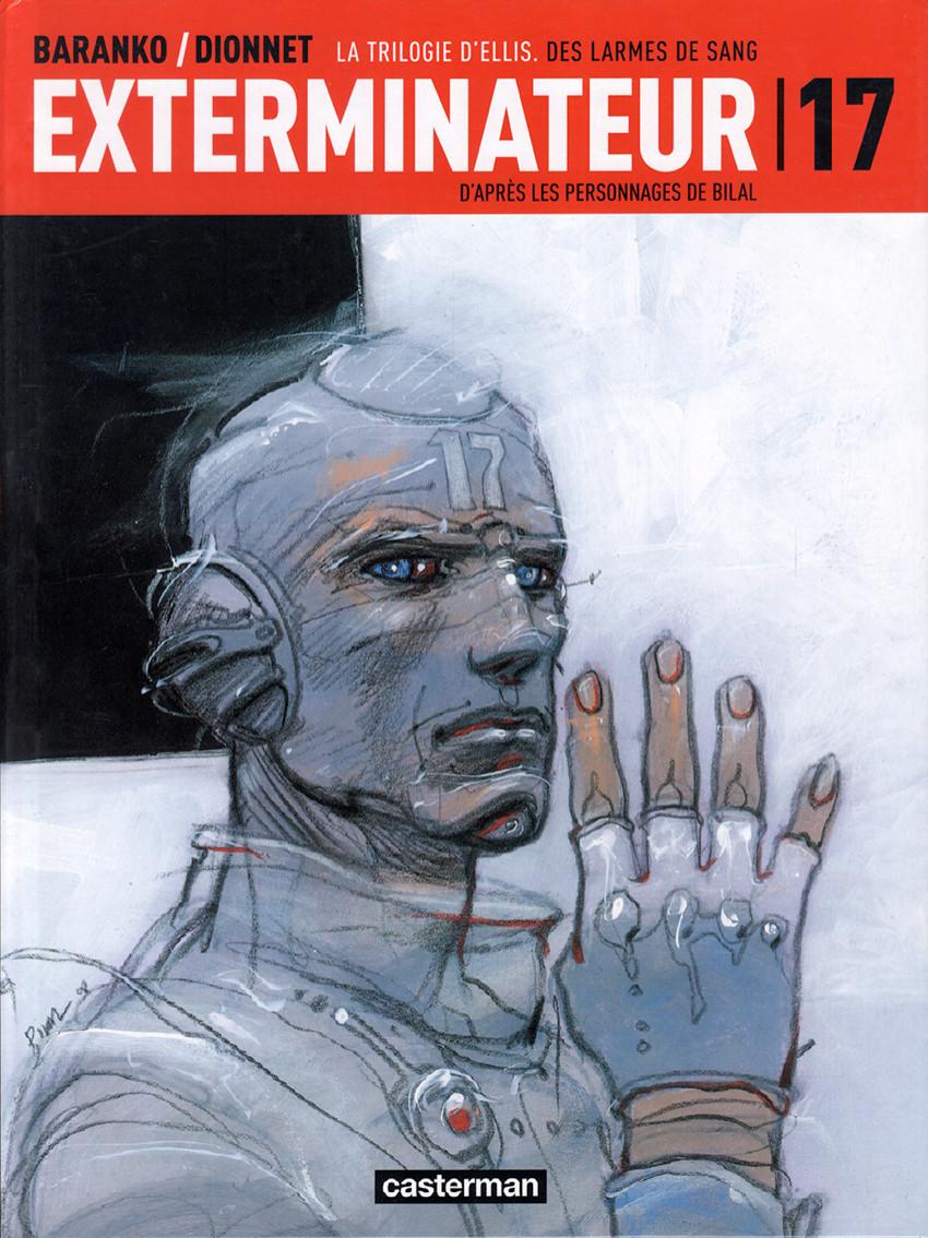 Couverture de Exterminateur 17 - La trilogie d'Ellis -34- Des larmes de sang