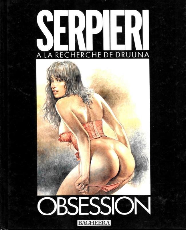 Couverture de Druuna -HS1- Obsession