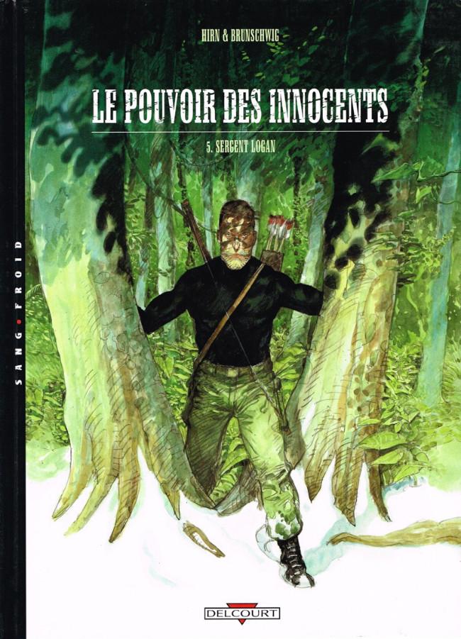 Couverture de Le pouvoir des Innocents -5- Sergent Logan