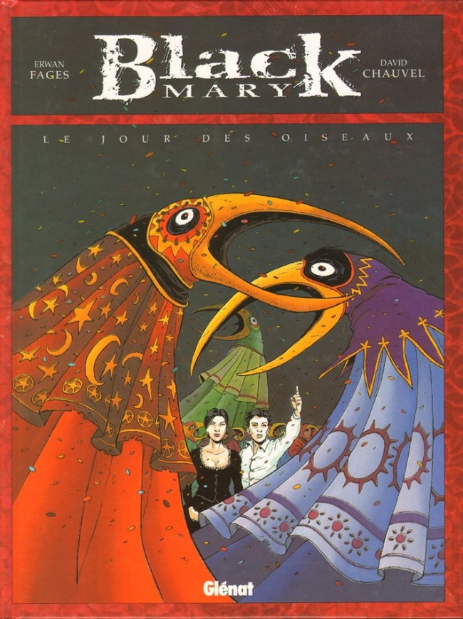 Couverture de Black Mary -2- Le jour des oiseaux