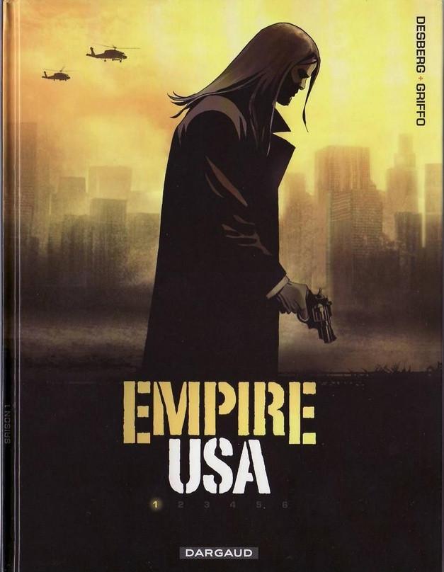 Couverture de Empire USA -1- Tome 1