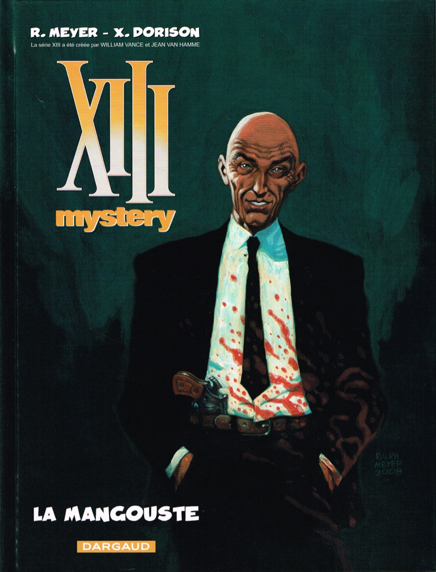 XIII Mystery  - 11 tomes
