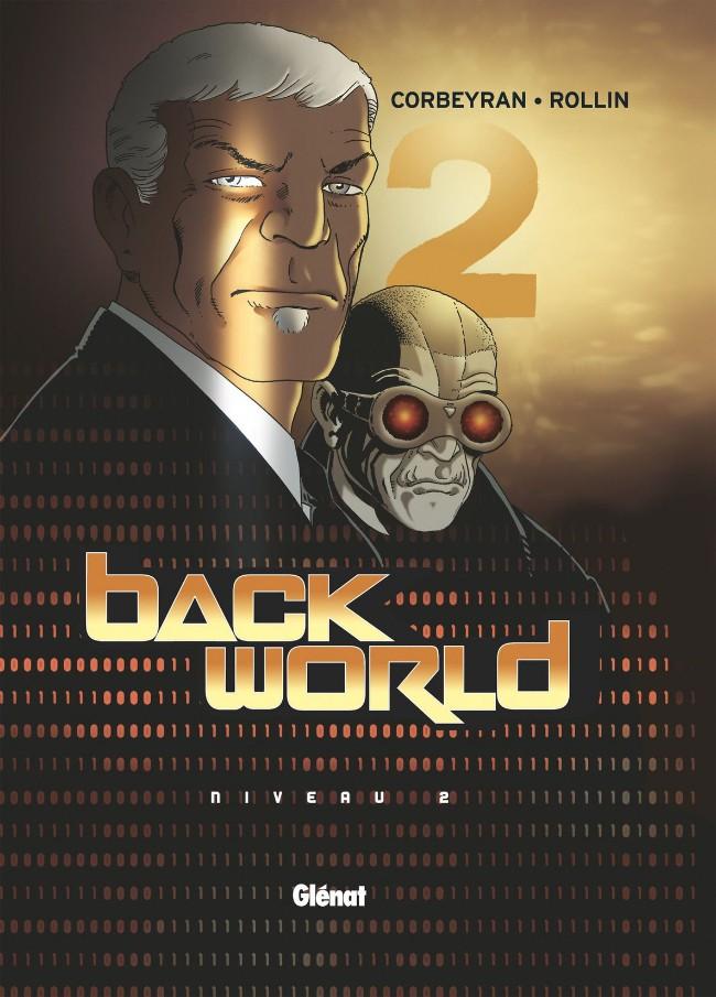 Couverture de Back World -2- Niveau 2