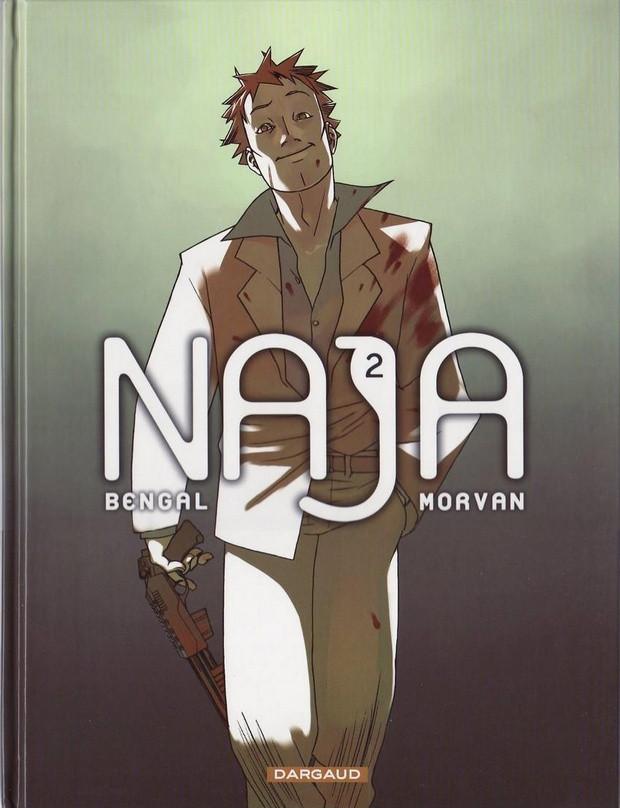 Couverture de Naja (Morvan/Bengal) -2- Tome 2
