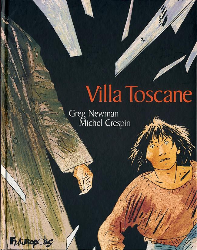 Couverture de Villa Toscane