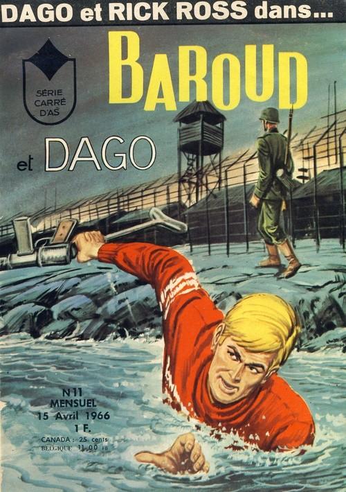 Couverture de Baroud (Lug - As de Carreau) -11- Rick Ross... en gondole