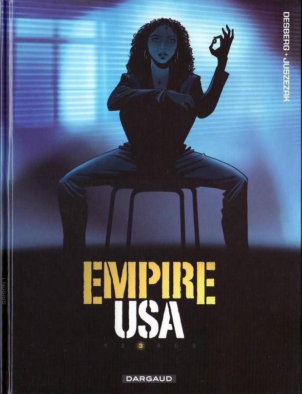 Couverture de Empire USA -3- Tome 3