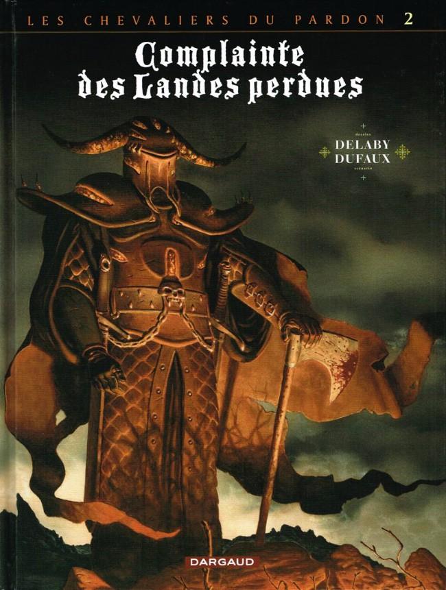 Couverture de Complainte des Landes perdues -6- Le Guinea Lord