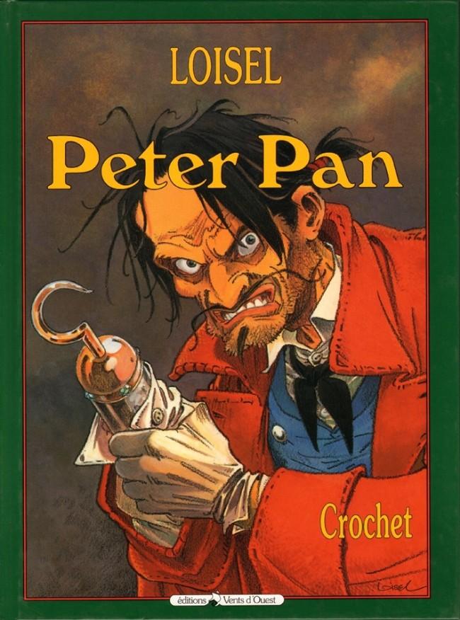 Couverture de Peter Pan (Loisel) -5- Crochet