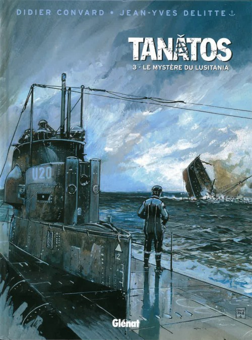 Tanâtos 3. Le mystère du Lusitania