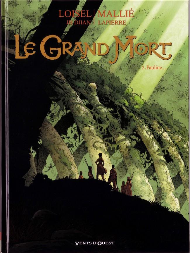 Couverture de Le grand Mort -2- Pauline...