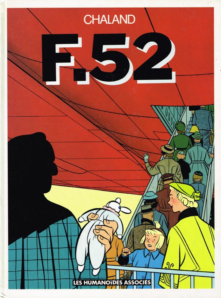 Couverture de Freddy Lombard -5- F-52