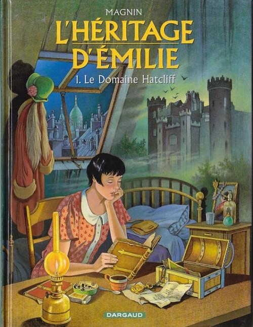 Couverture de L'héritage d'Émilie -1- Le domaine Hatcliff