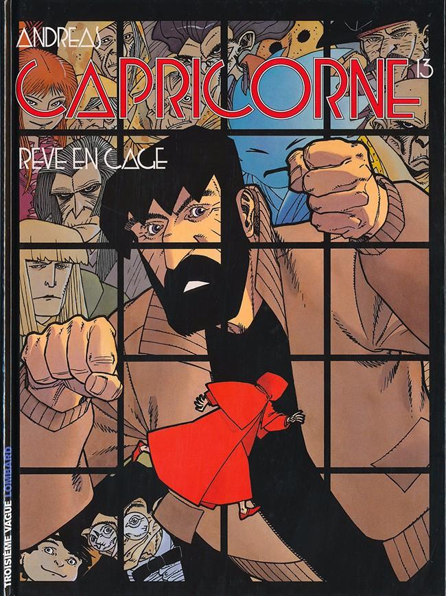 Couverture de Capricorne -13- Rêve en cage