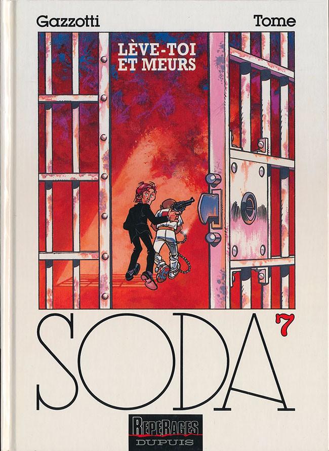 Couverture de Soda -7- Lève-toi et meurs
