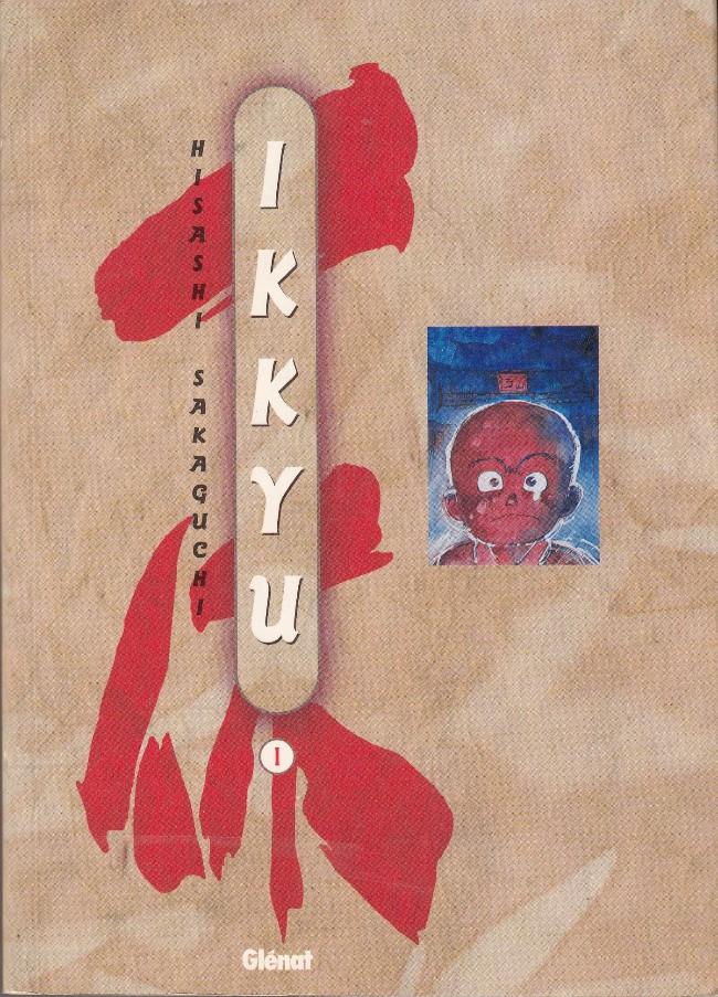 Couverture de Ikkyu (Glénat) -1- Tome 1