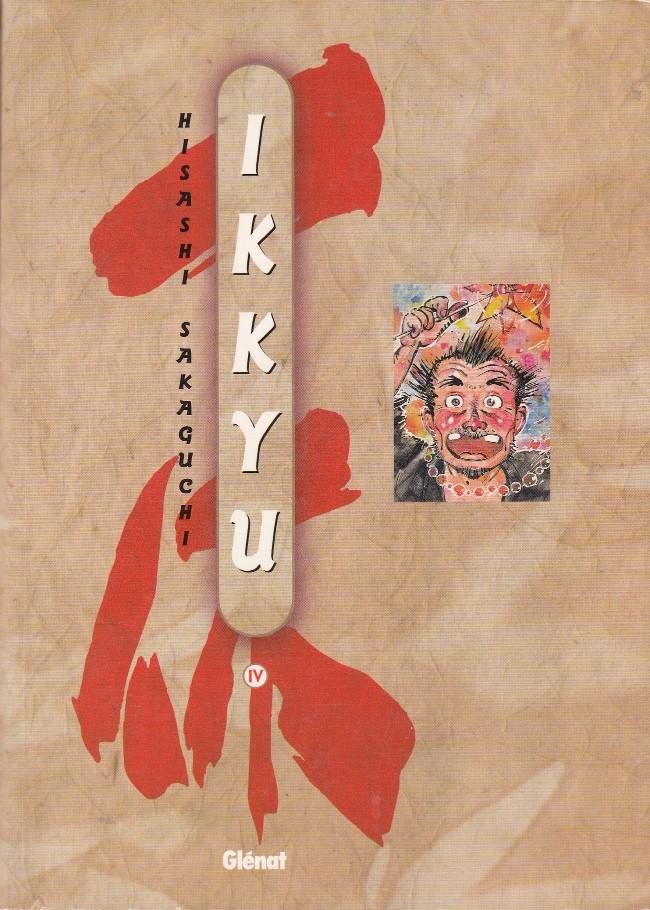 Couverture de Ikkyu (Glénat) -4- Tome 4