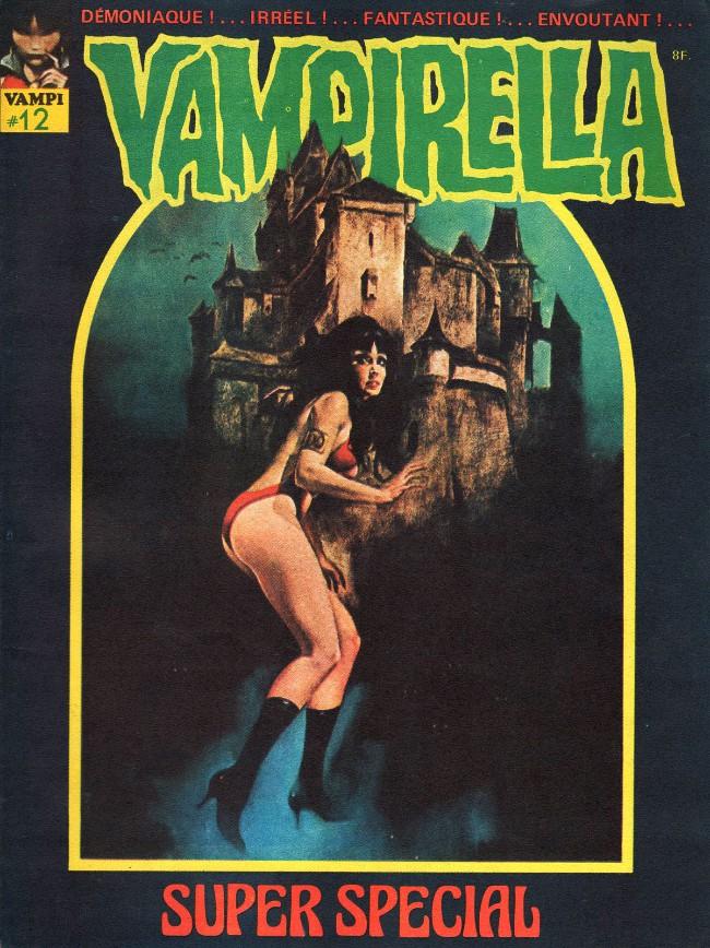 Couverture de Vampirella (Publicness) -12- N°12