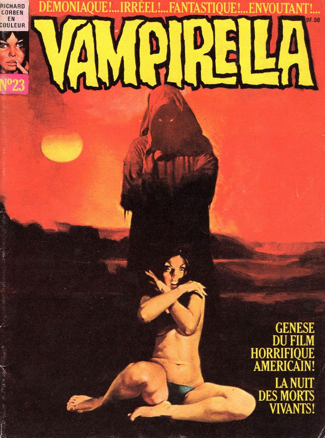 Couverture de Vampirella (Publicness) -23- N°23