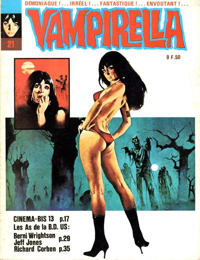 Couverture de Vampirella (Publicness) -21- N°21