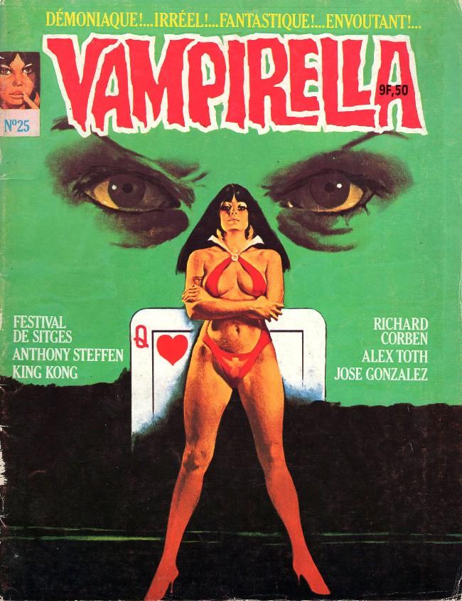 Couverture de Vampirella (Publicness) -25- N°25