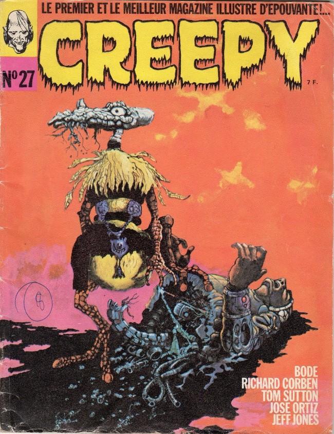 Couverture de Creepy (Publicness) -27- N°27