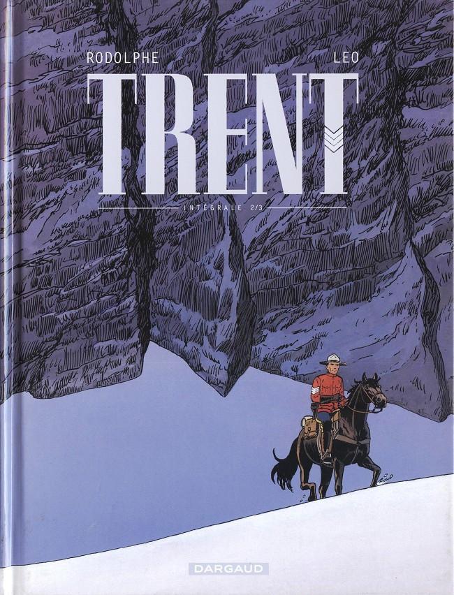 Couverture de Trent -INT2- Intégrale 2/3