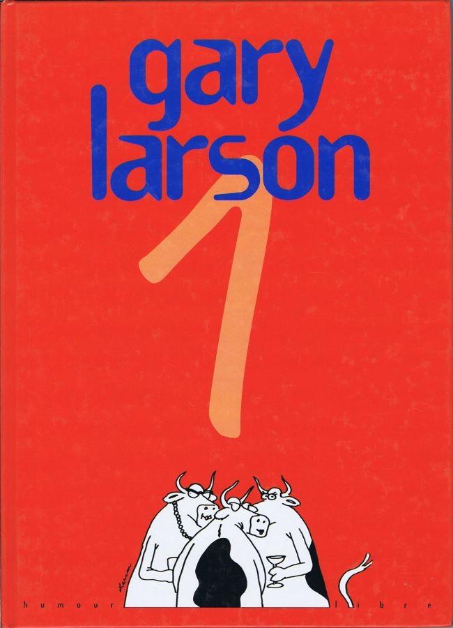 Couverture de Gary Larson -1- Gary Larson 1