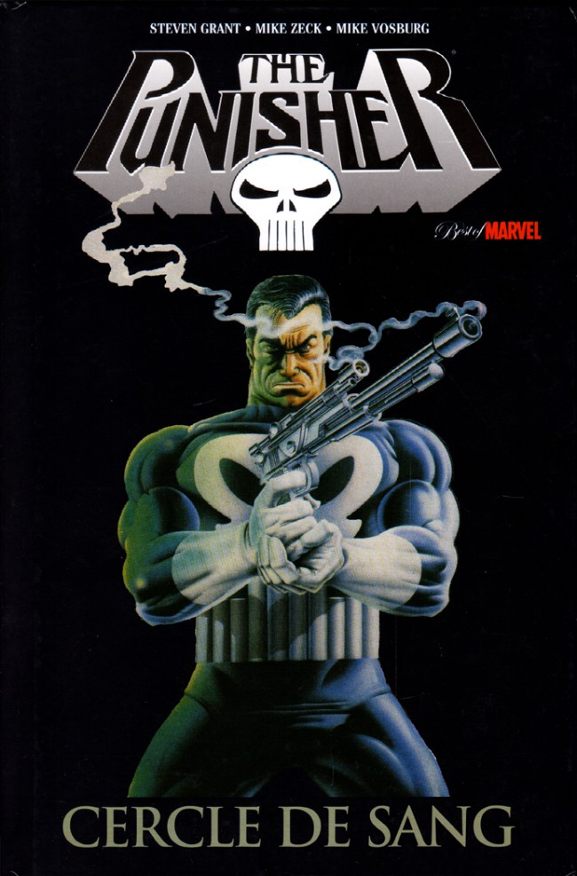 The Punisher Cercle de sang - Steven Grant,Mike Zeck,Mike Vosburg