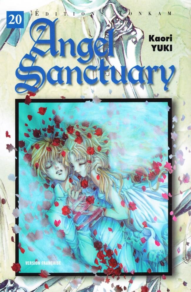Couverture de Angel Sanctuary -20- Volume 20