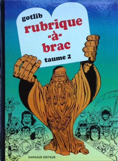 Couverture de Rubrique-à-Brac -2- Taume 2