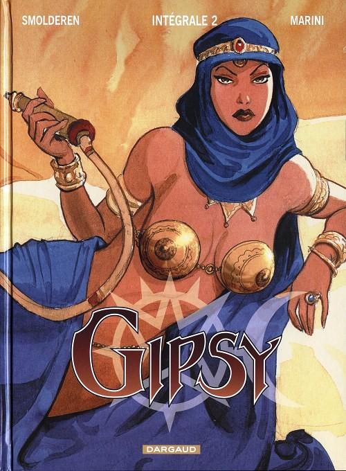 Couverture de Gipsy -INT2- Intégrale 2