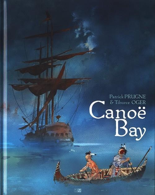 Couverture de Canoë Bay