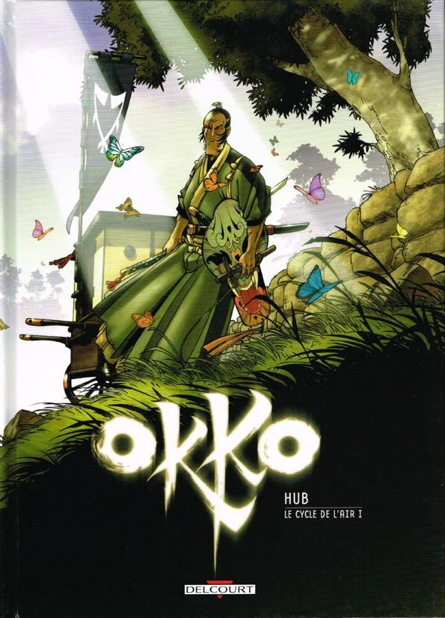 Couverture de Okko -5-  Le cycle de l'air I