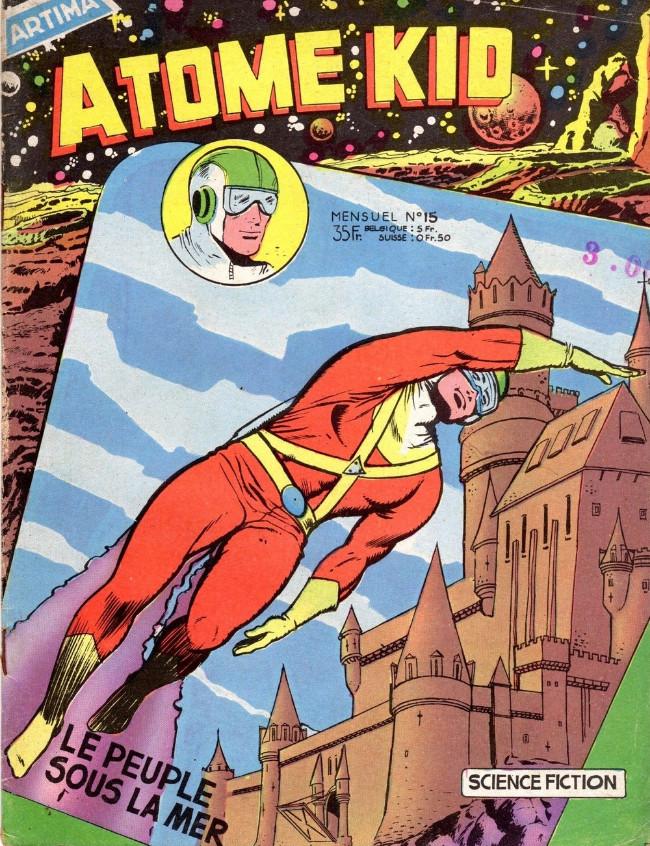 Atome Kid n°15