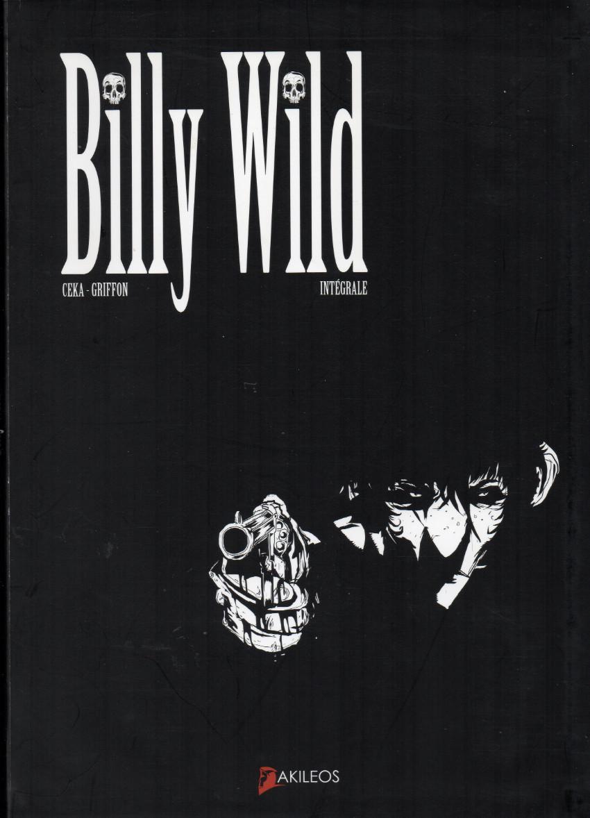 Couverture de Billy Wild -INT- Intégrale