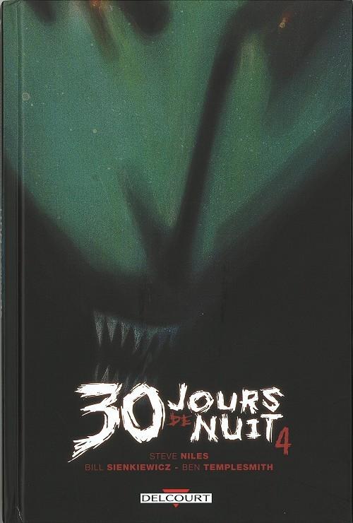 Couverture de 30 jours de nuit -4- Au-delà de Barrow