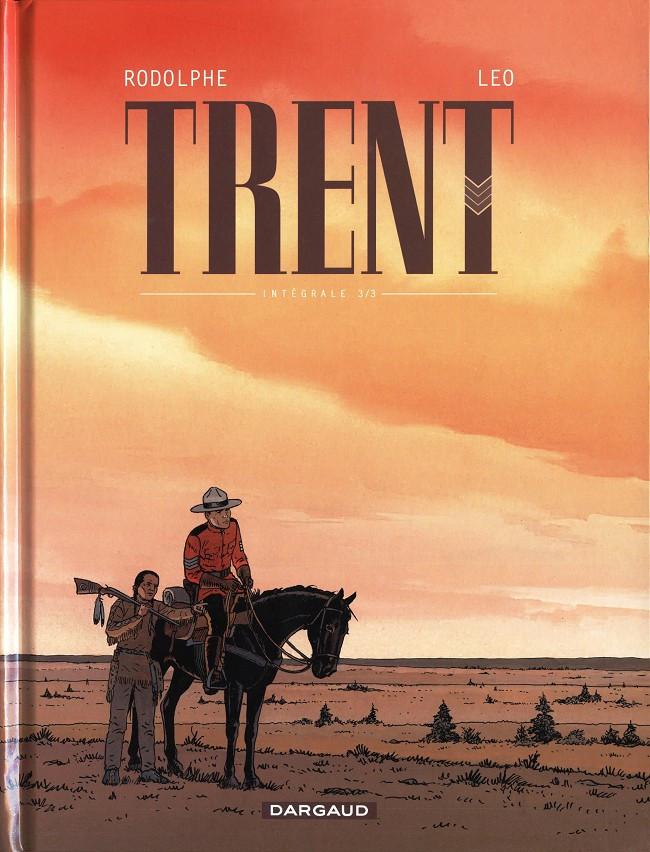 Couverture de Trent -INT3- Intégrale 3/3