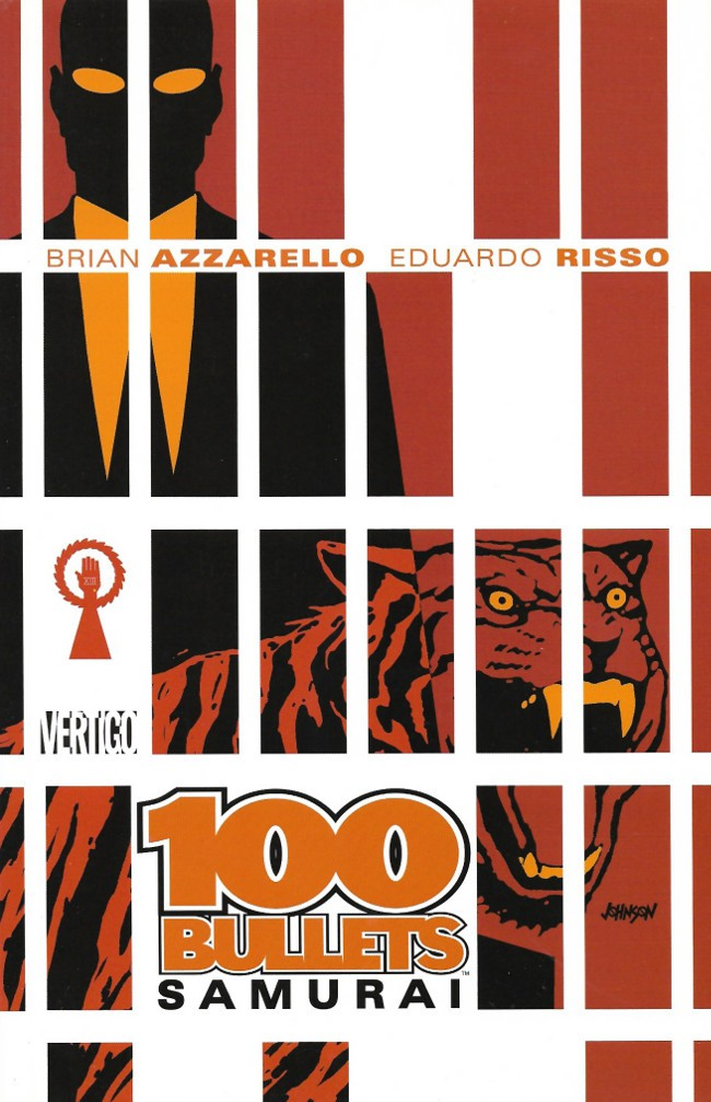 Couverture de 100 Bullets (1999) -INT07- Samurai