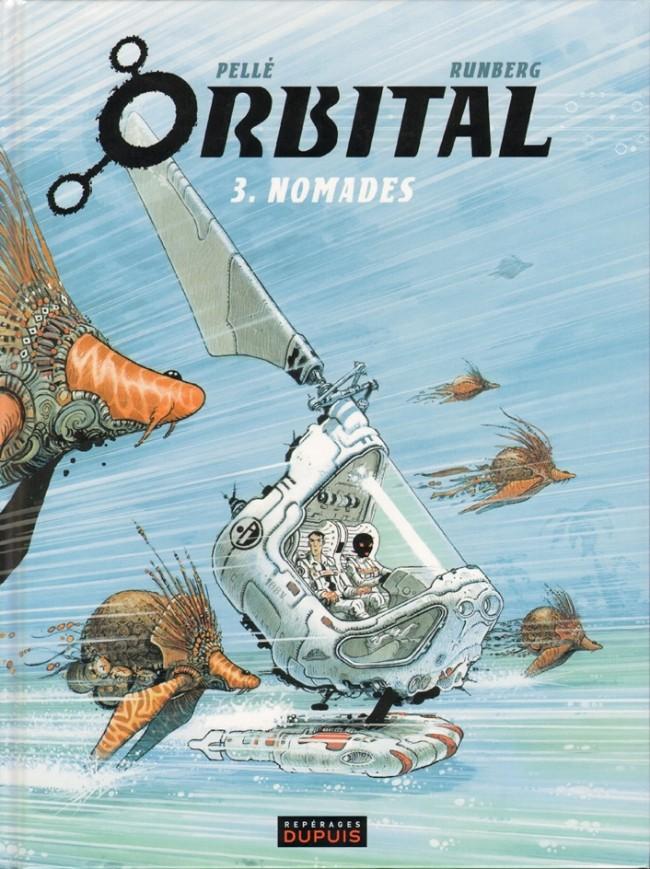 Couverture de Orbital -3- Nomades