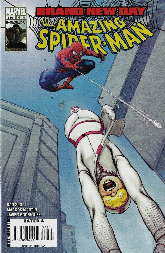 Couverture de Amazing Spider-Man (The) Vol.2 (Marvel comics - 1999) -559- Peter Parker, Paparazzi Part One: The Money Shot