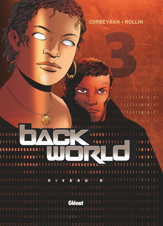 Couverture de Back World -3- Niveau 3