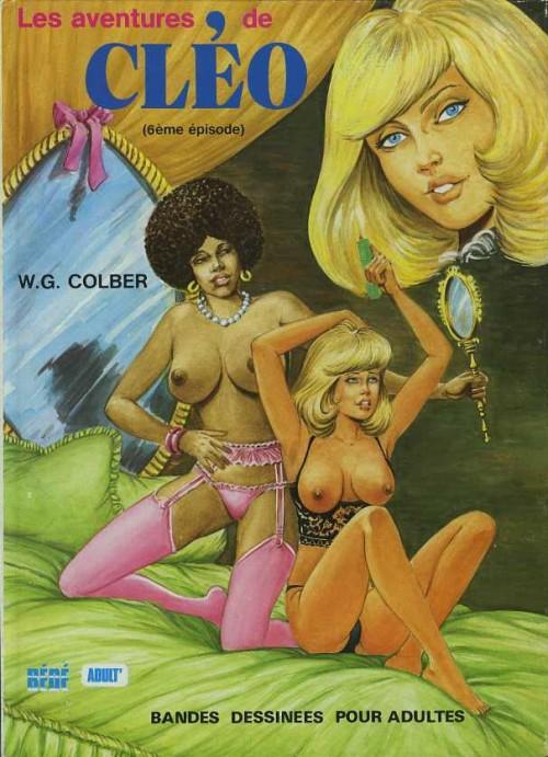 Couverture de Cléo (Les aventures de) (Colber) -6- 6ème épisode