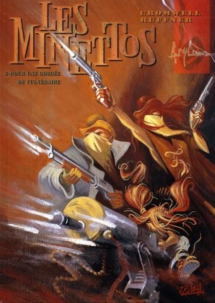 Les Minettos Intégrale 3 tomes