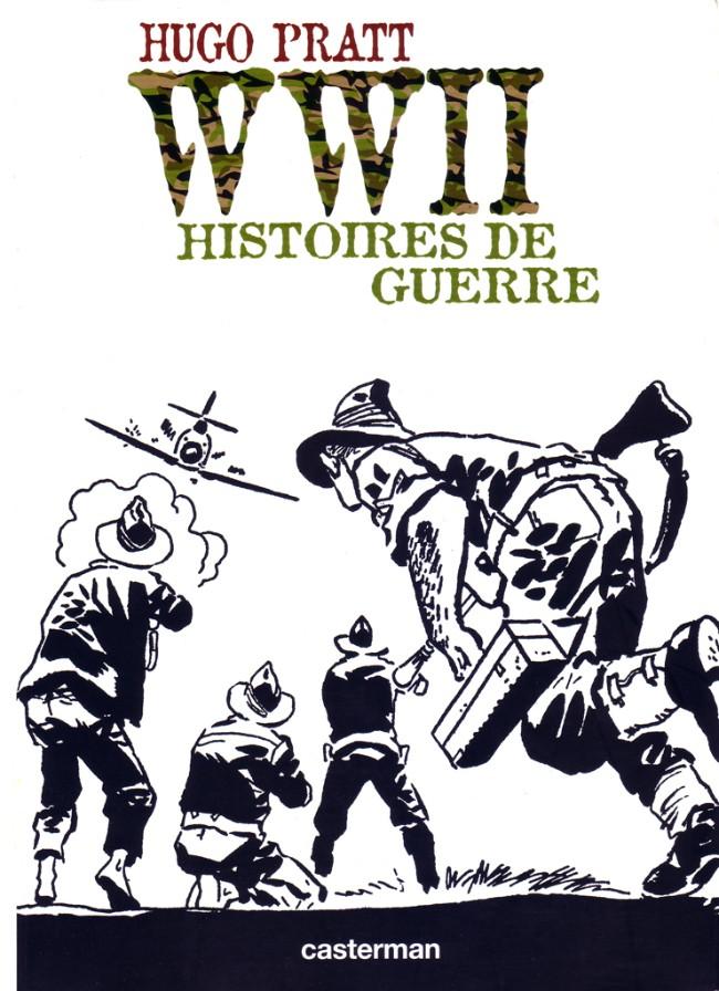 Couverture de WWII, histoires de guerre - WWII, Histoires de guerre