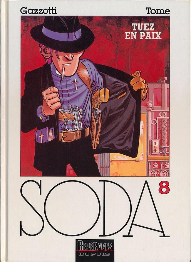 Couverture de Soda -8- Tuez en paix