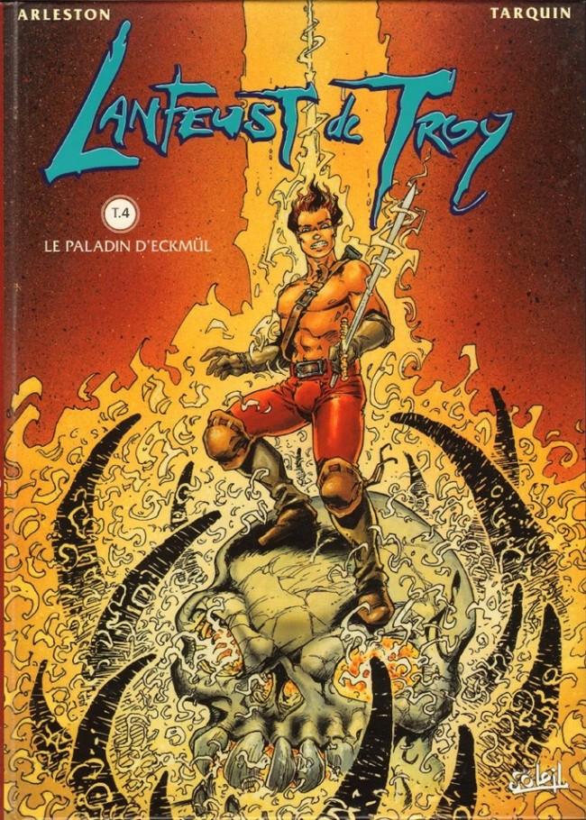 Télécharger Coffret Lanfeust de Troy, tomes 1 à 4 ...